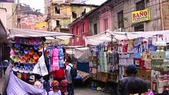 BOLIVIEN-La Paz - In den Gassen (roba66) Tags: city southamerica fun market bolivia markt lapaz bolivien ih twop südamerika worldtrekker mbpictures bolivienlapaz roba66