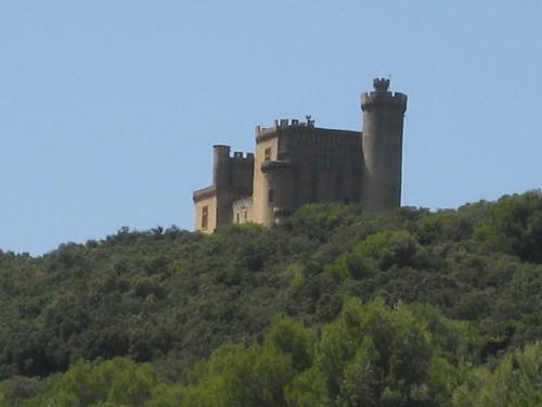 chateau de Jonqier