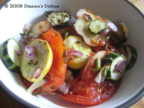 Better Bites: Dianne's Take On Ratatouille