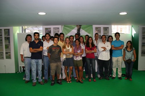 Apresentação Mandatário Juventude - Pedro Granger por lisboacomsentido.