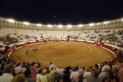 Corrida Mixta, Feria de Melilla 2009 354