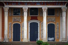 20090704 Hillside Palace, Pillnitz Castle, Pillnitz, Germany1 (arthurchengjca) Tags: germany painting chinoiserie     pillnitzpalace