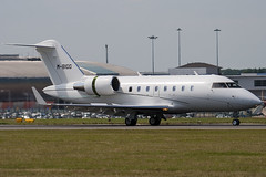 M-BIGG - Private - Canadair CL-600-2B16 Challenger 605 (CL605) - Luton - 090701 - Steven Gray - IMG_5158