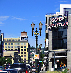 part of Portland's Pearl District (by: jikido-san/Kevin, creative commons license)