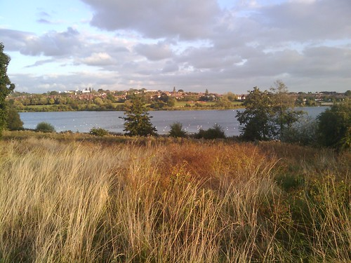 The Welsh Harp Reservoir