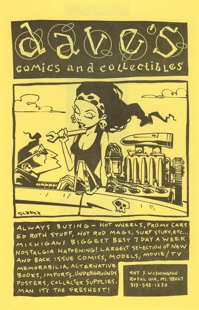Dave's Comics