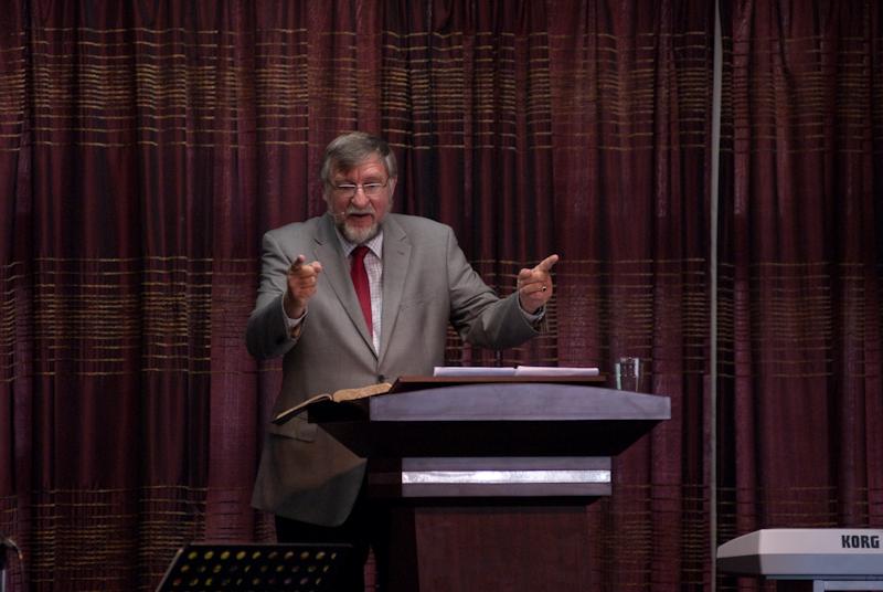Pastor Norman