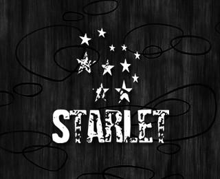 Starlet Logo Design
