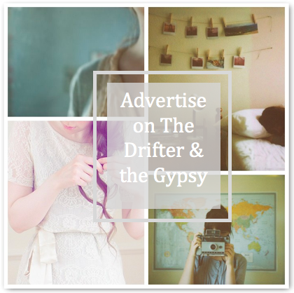 Advertise on The Drifter and the Gypsy