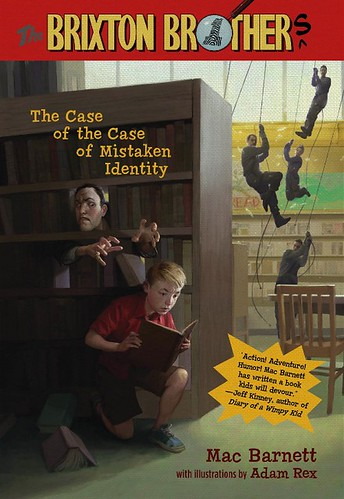 3954183209 a90ab7ed36 Review of the Day   The Brixton Brothers: The Case of the Case of Mistaken Identity