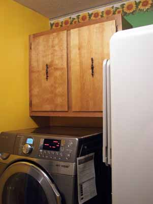 House Laundry Room