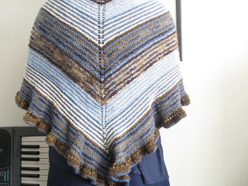 Nursing Shawl 002