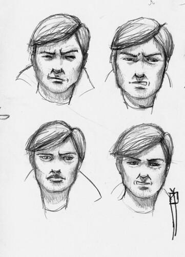face sketch I