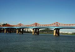 bridges on the han river