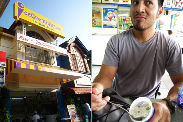 Ice Cream House San Juan Manila
