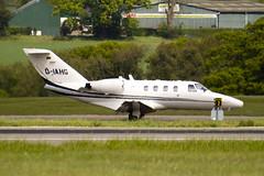 D-IAHG - 525-0126 - Private - Cessna 525 Citation - Luton - 090507 - Steven Gray - IMG_2329