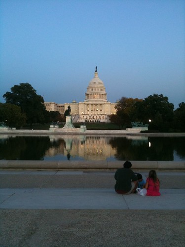 Capitol View: evening