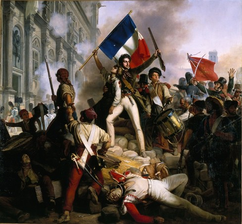 French Revolution by tstread