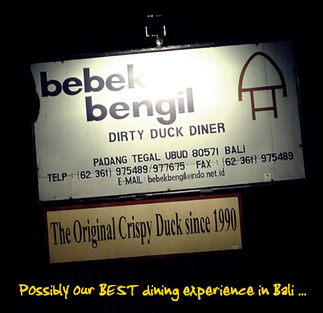 Bebek Bengil Address