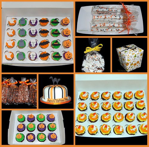Simply Sweets Halloween Treats