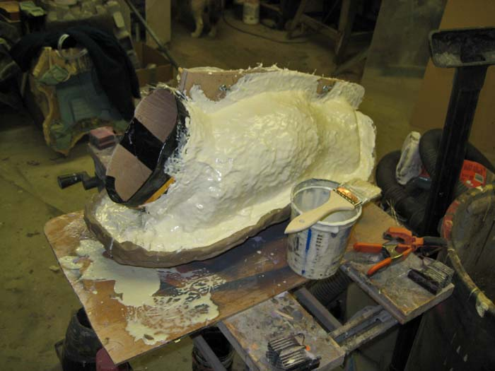 Calf Mold two-thirds mothermold