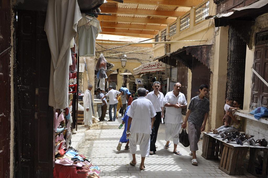 صور جميلة لمدينة فاس تذكر بما كانت عليه الأندلس 4042855647_7b14eab42