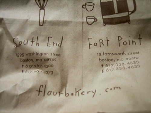 Flour Bakery, Boston