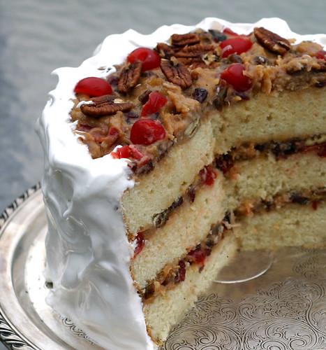 Lane Cake Happy 11th Birthday Emma