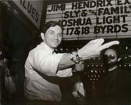 If Bill Graham were alive hed be giving the finger to Live Nation as well.