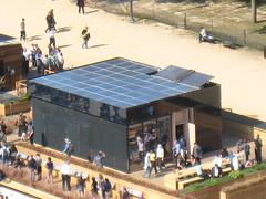 IMG_3191 (NREL Solar Decathlon) Tags: aerialview competition event departmentofenergy solardecathlon pvpanels solardecathlon2009 solarvillage creditrichardking