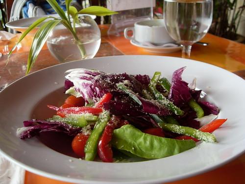 yucky salad
