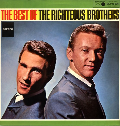 Flickriver Photoset Vinyl Albums Righteous Brothers