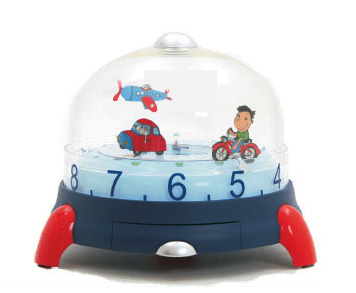 it's a clock3