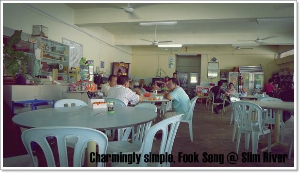 Fook Seng Restaurant @ Slim River