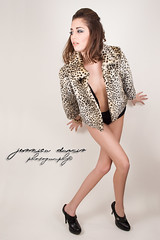 Jessica Davis Photography (J.Davis 4200) Tags: hair fur legs skin coat chest makeup cheetah booties