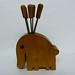 1960's Elephant olive forks