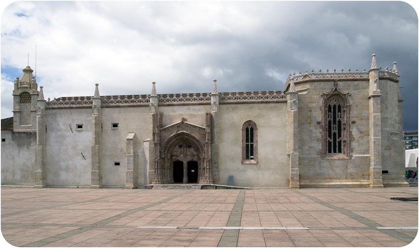 Église de Jésus à Setubal