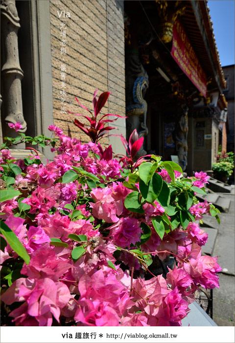 【新竹一日遊】北埔老街~在古廟舊巷內尋找專屬客家的美食45