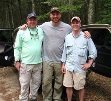 Russ, Matt, Eric
