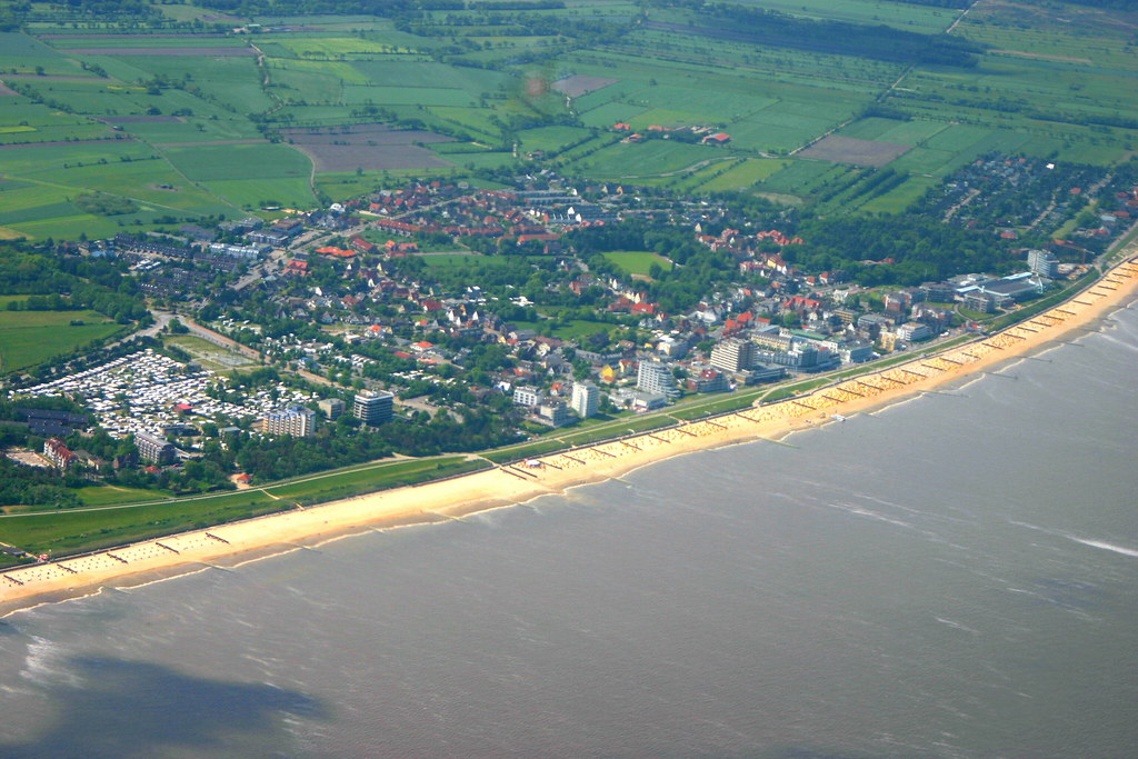 Cuxhaven - Strand - Beach
