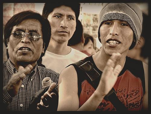 Nós, aqui da América Latina... (Série Bolívia), por Daniel Zanini H.