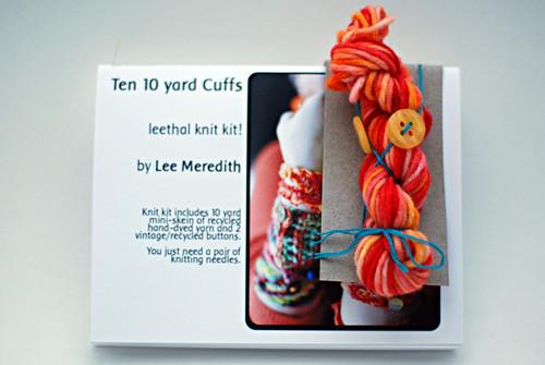 10 yard cuff kits!