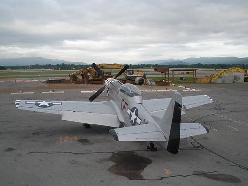 Warbird picture - Cavalier TF-51 / P-51 Mustang