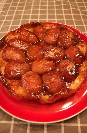 Iron Chef Shellie: Apple Tarte Tatin
