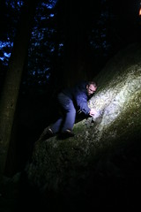 2009.05.23-1647 (Keith-Chan) Tags: trees light rock night canon climbing bouldering squamish 1855mmf3556