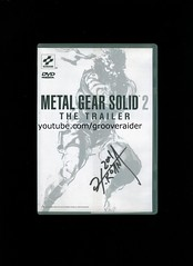 Metal Gear Solid 2: The Trailer - E3 2000 Documentary (Grooveraider) Tags: show california 2 color classic metal liberty psp los 2000 angeles snake sony nintendo documentary gear retro gaming hollywood universal trailer e3 ps2 studios gameboy trade playstation solid sons konami kojima hideo shinkawa ps3 mgs4 mgs3 yoji mgs2