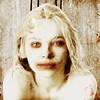 Je te dis non - I say No (vinciane.c) Tags: red portrait woman eye beauty face digital painting pattern blond desease wacomcintiq