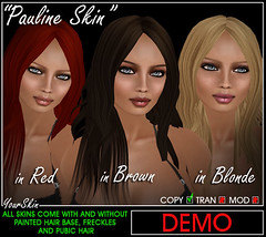 New Skin & Shape Pauline