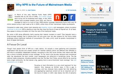 Why NPR is the Future of Mainstream Media_1244168419694