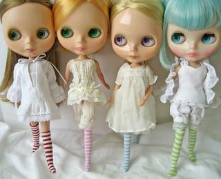 we like stripey socks